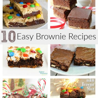 10 Of The Best Easy Brownie Recipes