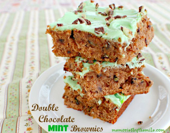 Double-Chocolate-Mint-Brownies