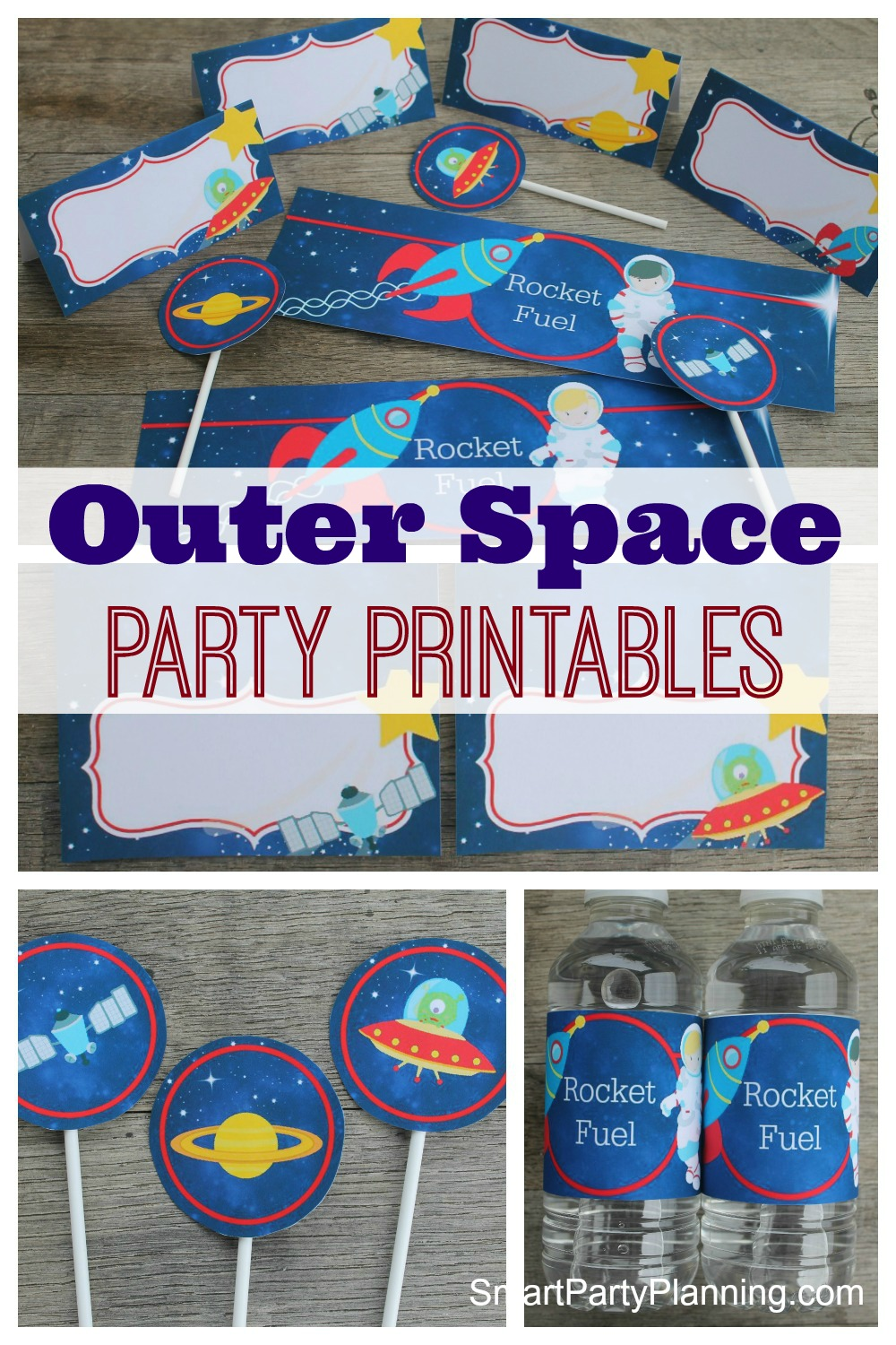 Out Of This World Party Theme Food Ideas
