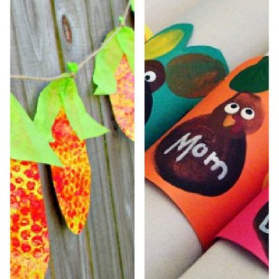Thanksgiving Crafts For Kids That Are Fun And Easy To Make