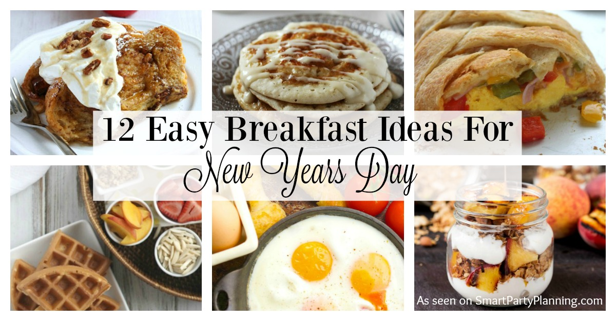 New Years Eve Meals Ideas