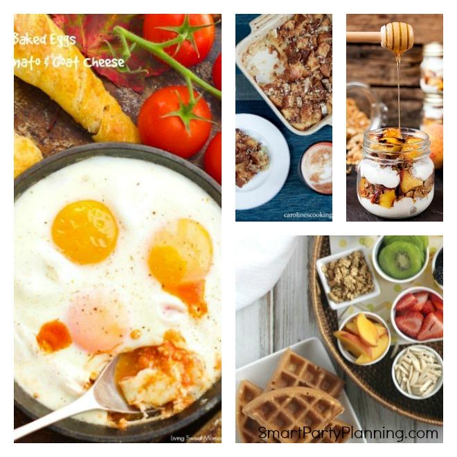 Easy simple breakfast ideas