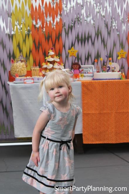 Dora Party Girl