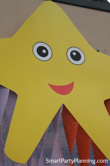 Dora Star Decoration
