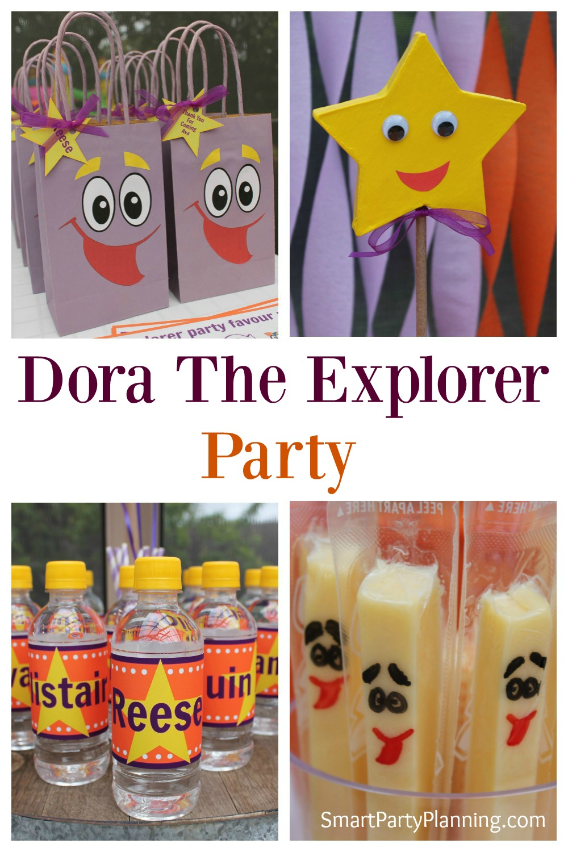 Dora The Explorer Party Pinterest