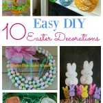 Easter is just around the corner. Do you love creating DIY crafts, and looking to organize something special for Easter this year? This selection of DIY Easter decorations will provide everything you need to create the Easter ambiance within your home. Super easy and budget friendly, these Easter ideas provide a little something for everyone.