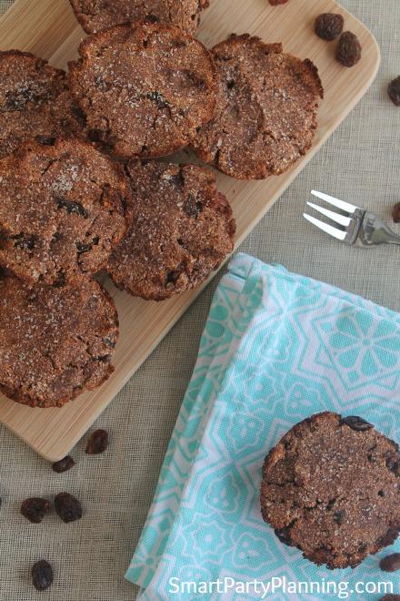 Healthy Chocolate Muffins Recipe