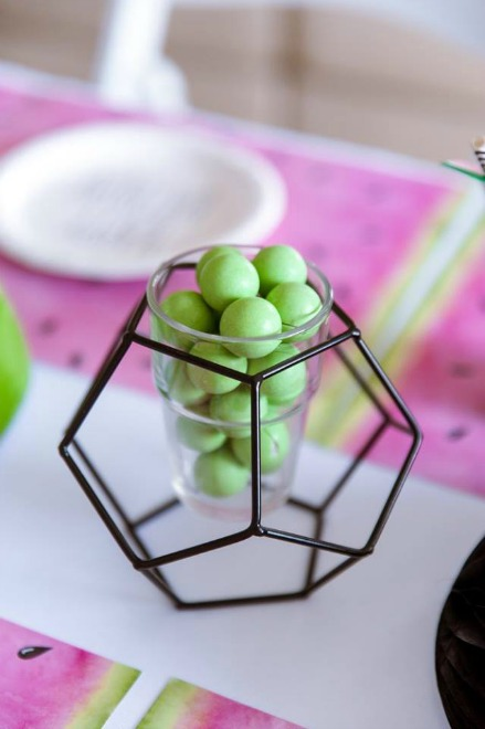 Green pearl balls