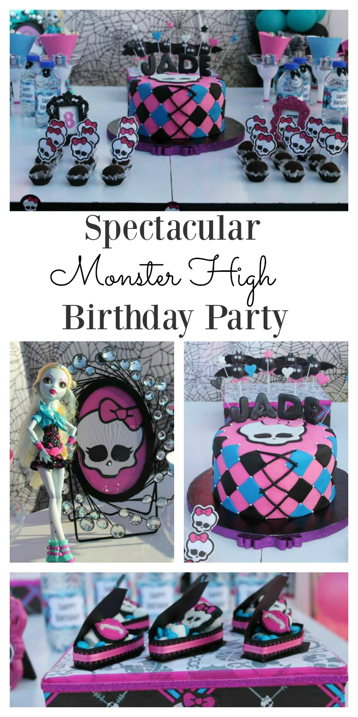 Monster High Theme Party