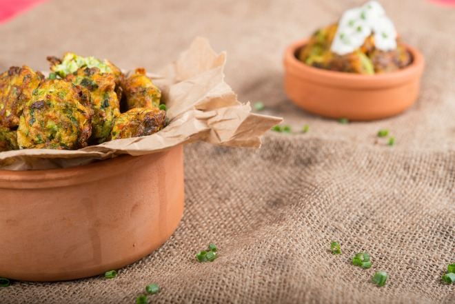 Courgette-Fritters-In-The-Air-Fryer