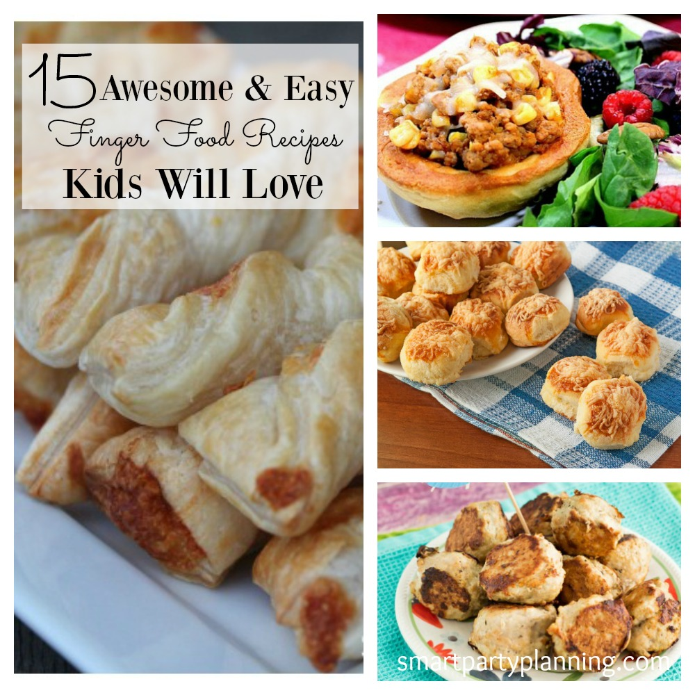 Easy finger food recipes kids will loveg forumfinder Gallery