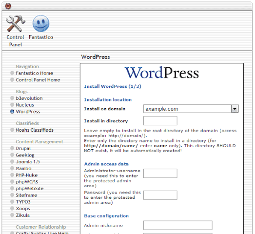 How To Start A Mom Blog Setting Up WordPress