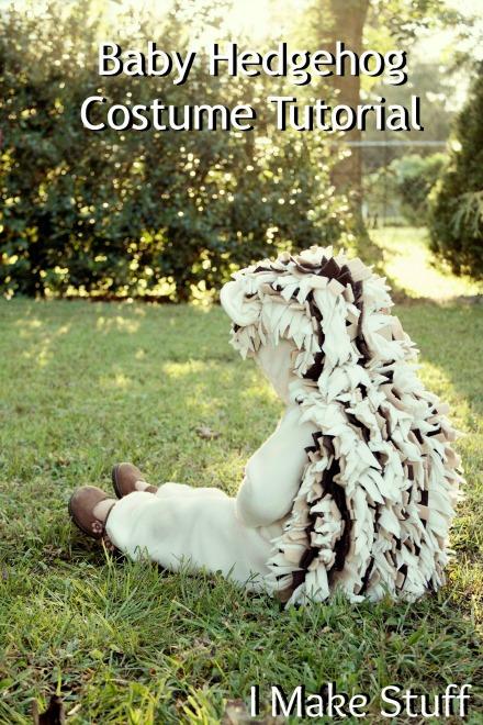 baby-hedgehog costume