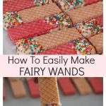 ow to easily make fairy wands for girls