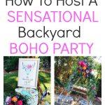 Sensational Boho Party