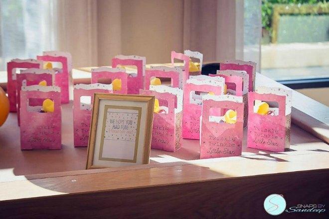 twinkle twinkle little star favor bags