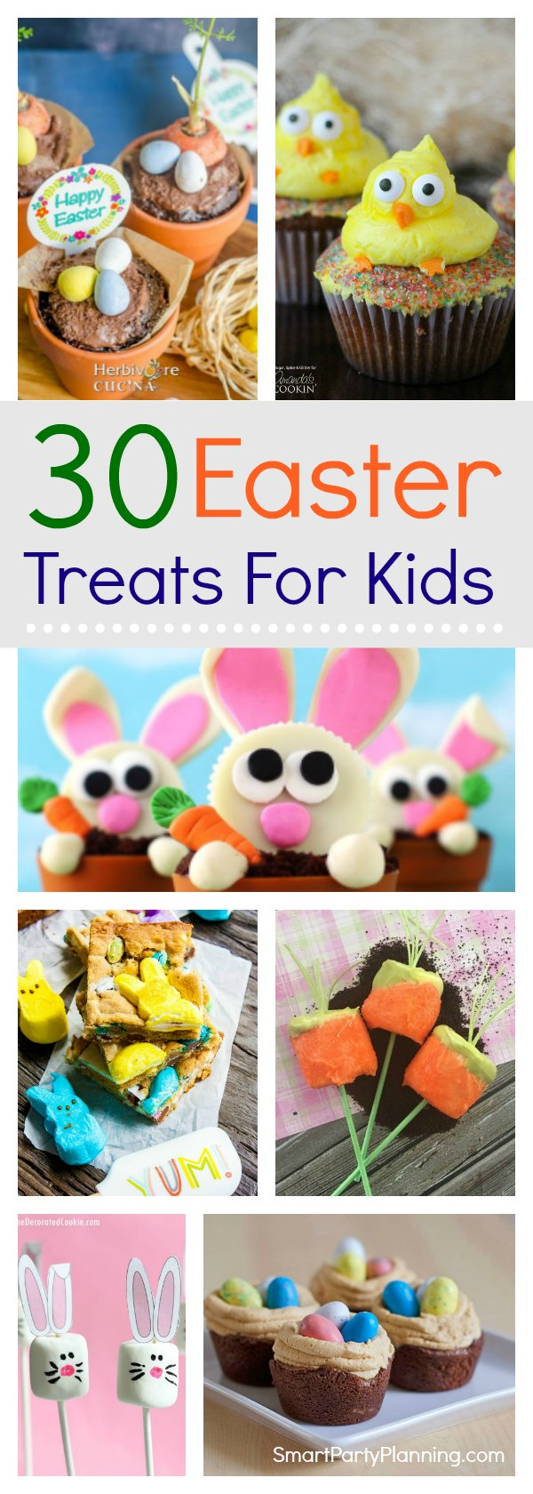 30 Easter Treats For Kids