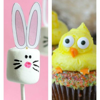 30 of The Most Amazing and Easy Easter Treats For Kids