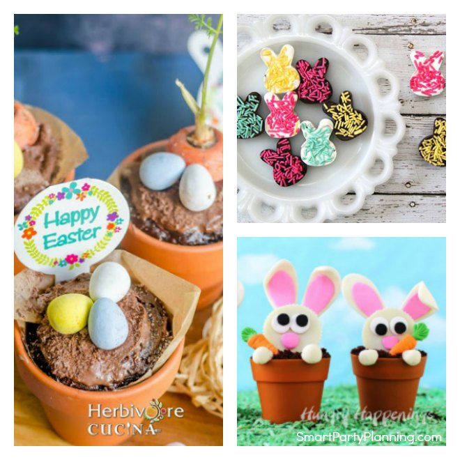 Easter treats for kids they will love