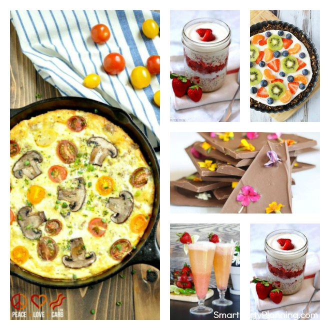 Delicious mother's day brunch ideas
