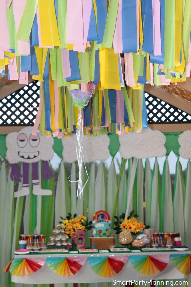 Troll party lanterns