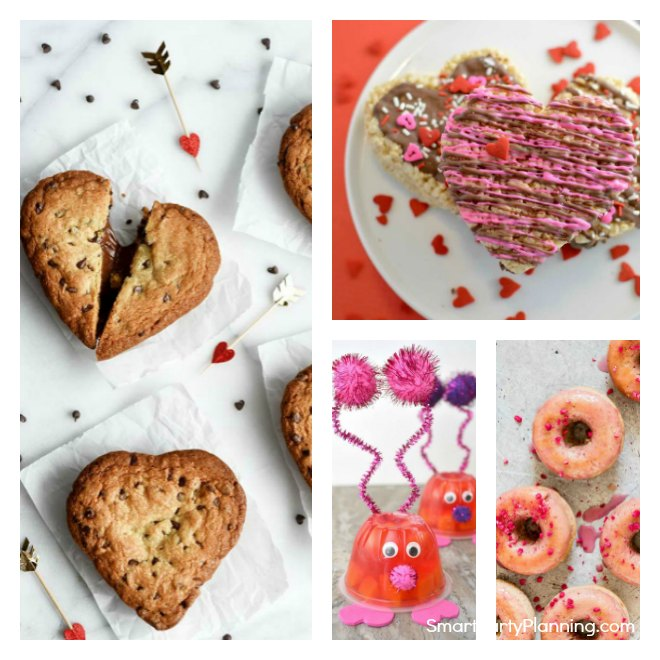 Quick and easy Valentines Day Treats For Kids