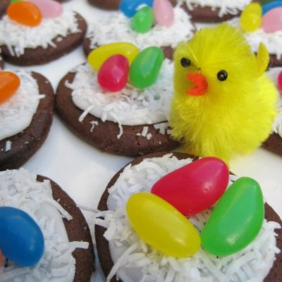 How To Make Delicious Birds Nest Cookies
