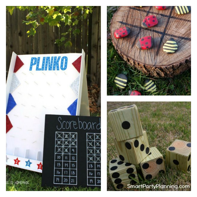Backyard Games the family will love