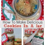 How to make delicious cookies in a jar