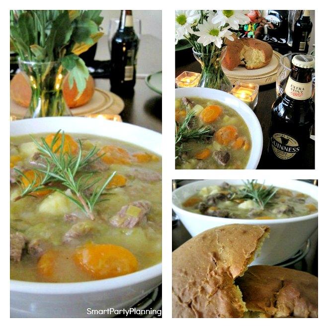 Delicious Lamb Stew