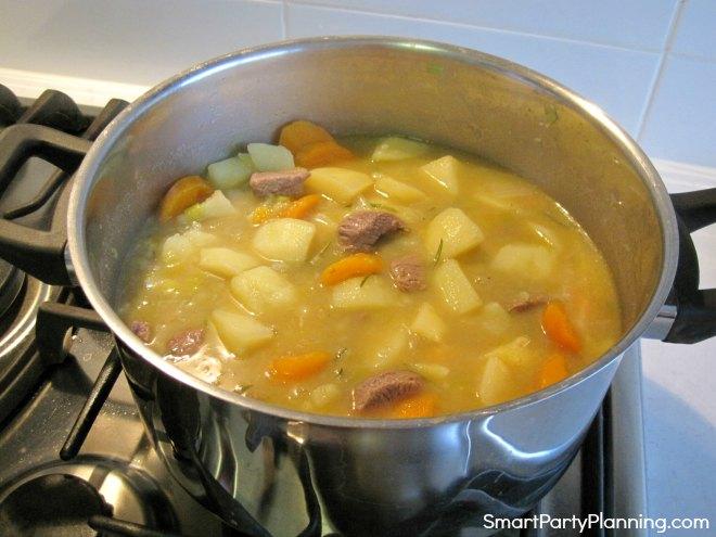 One pot stew recipe