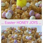 Easter Honey Joys