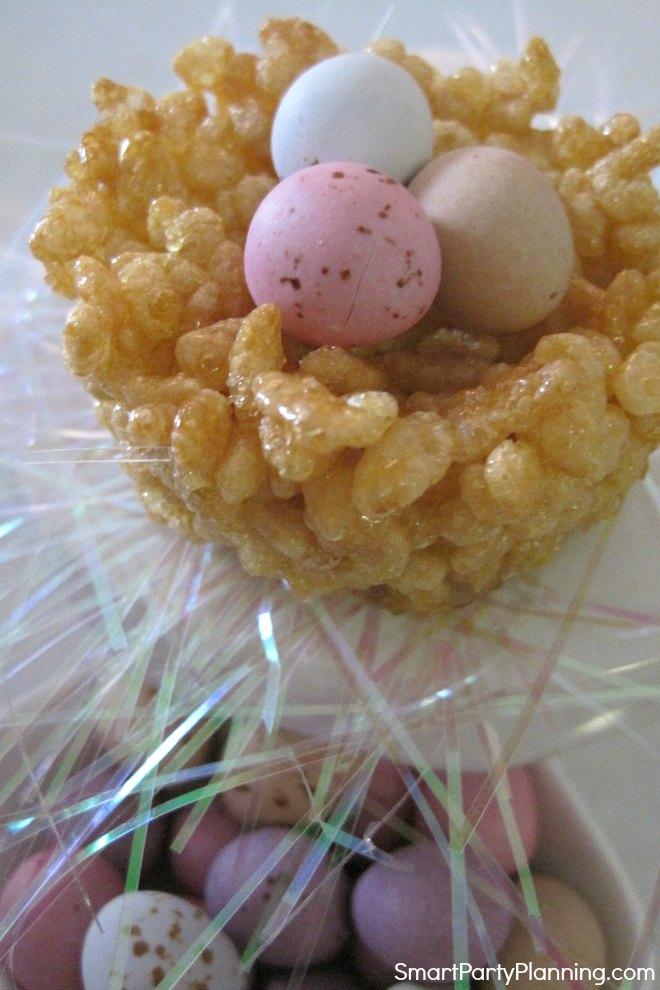 Easter Honey Joys Basket
