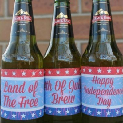 The Best 4th of July Beer Labels You'll Love