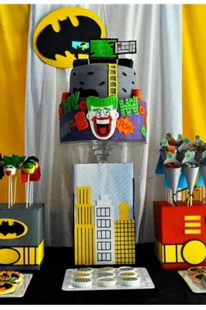 Batman Party Ideas
