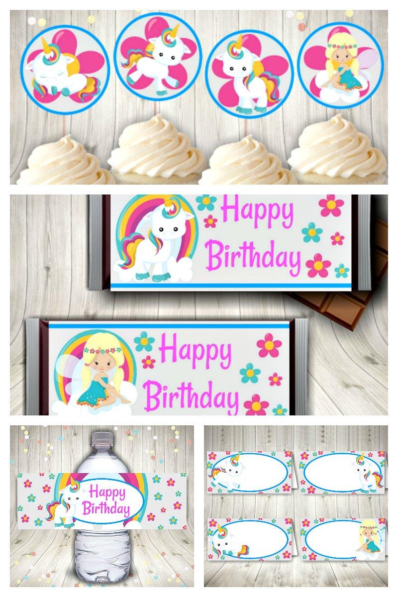 Unicorn Party Set