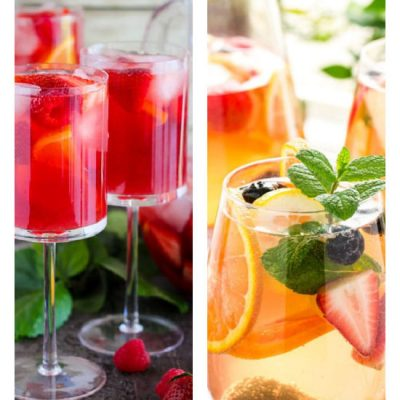 The Best Easy 4th of July Sangria Recipes