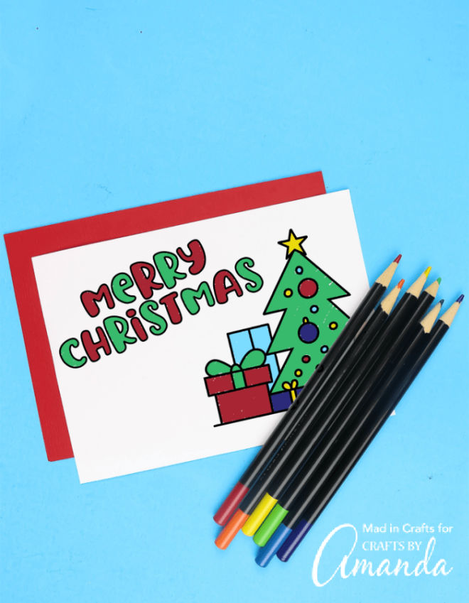 Printable-Coloring-Page-Christmas-Card