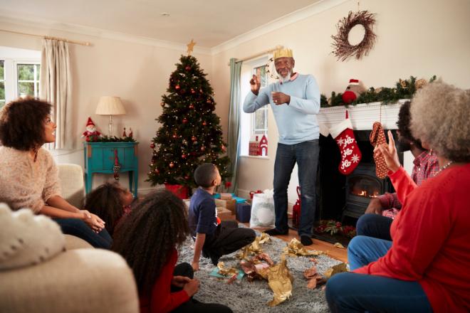 Fun Christmas Charades